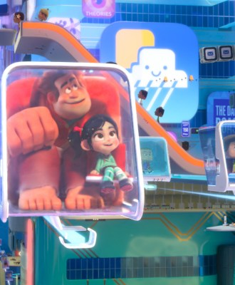 RALPH BREAKS THE INTERNET FINAL TRAILER + POSTER