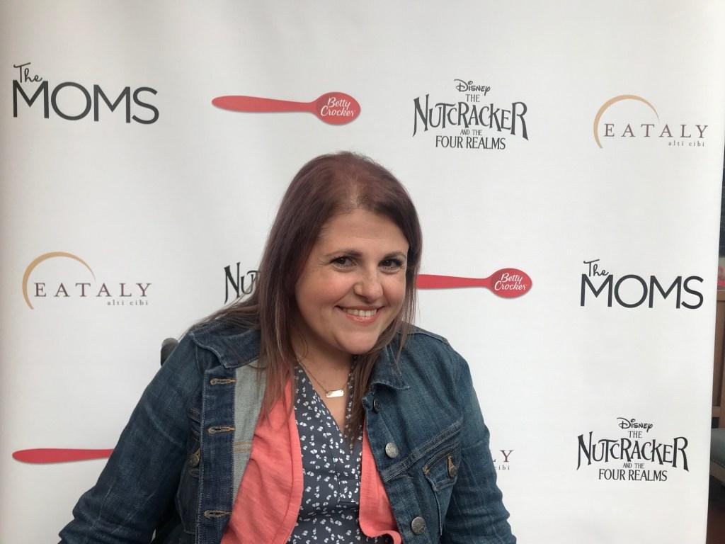 The Moms Network #Mamarazzi event #DisneysNutcracker