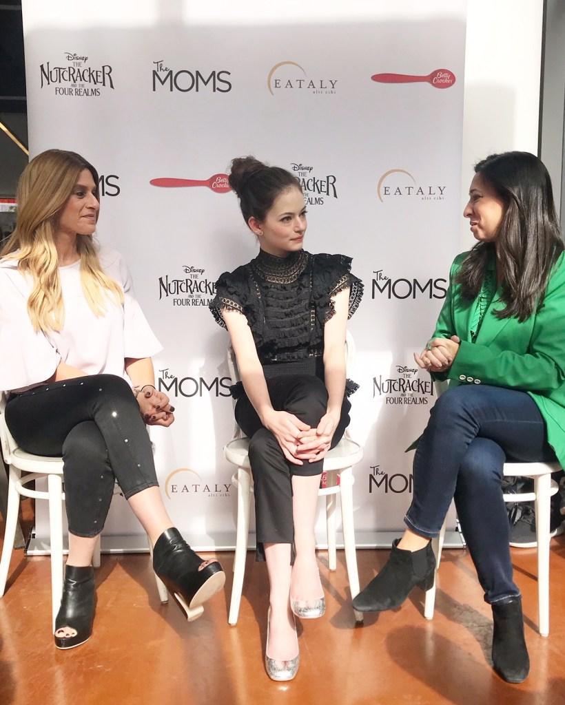 Mackenzie Foy Interview