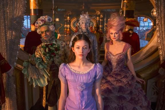 Disney's The Nutcracker and the Four Realms Featurette