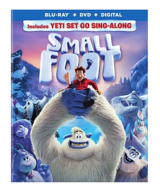 Smallfoot DVD Now Available + Giveaway!