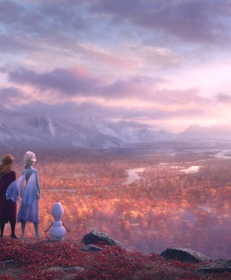 Frozen 2 Teaser Trailer is here and we are more confused than ever!
