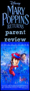 Mary Poppins Returns Parent Review, #MaryPoppinsReturns