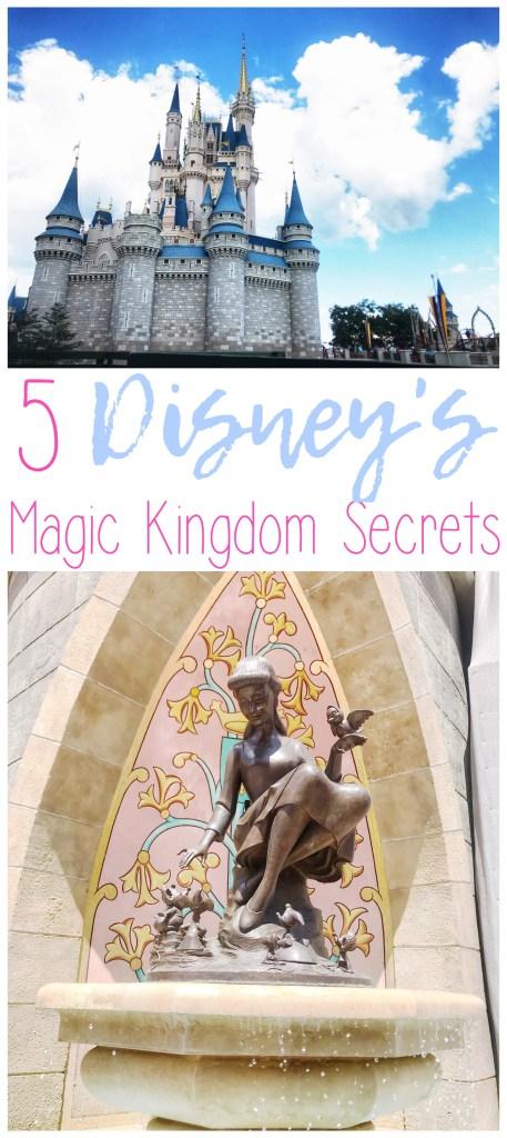 Magic Kingdom Secrets, Disney Secrets, Disney Secrets you don't know, #DisneyParks, #NowMoreThanEver, #DisneySMC, #DisneyWorld, #MagicKingdom