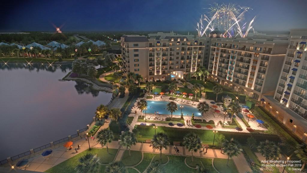 Disney's Riviera Resort, Disney Vacation Club Property, #DVCMember