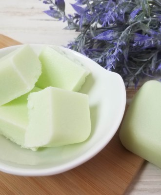 Cucumber Melon Sugar Scrub Bars