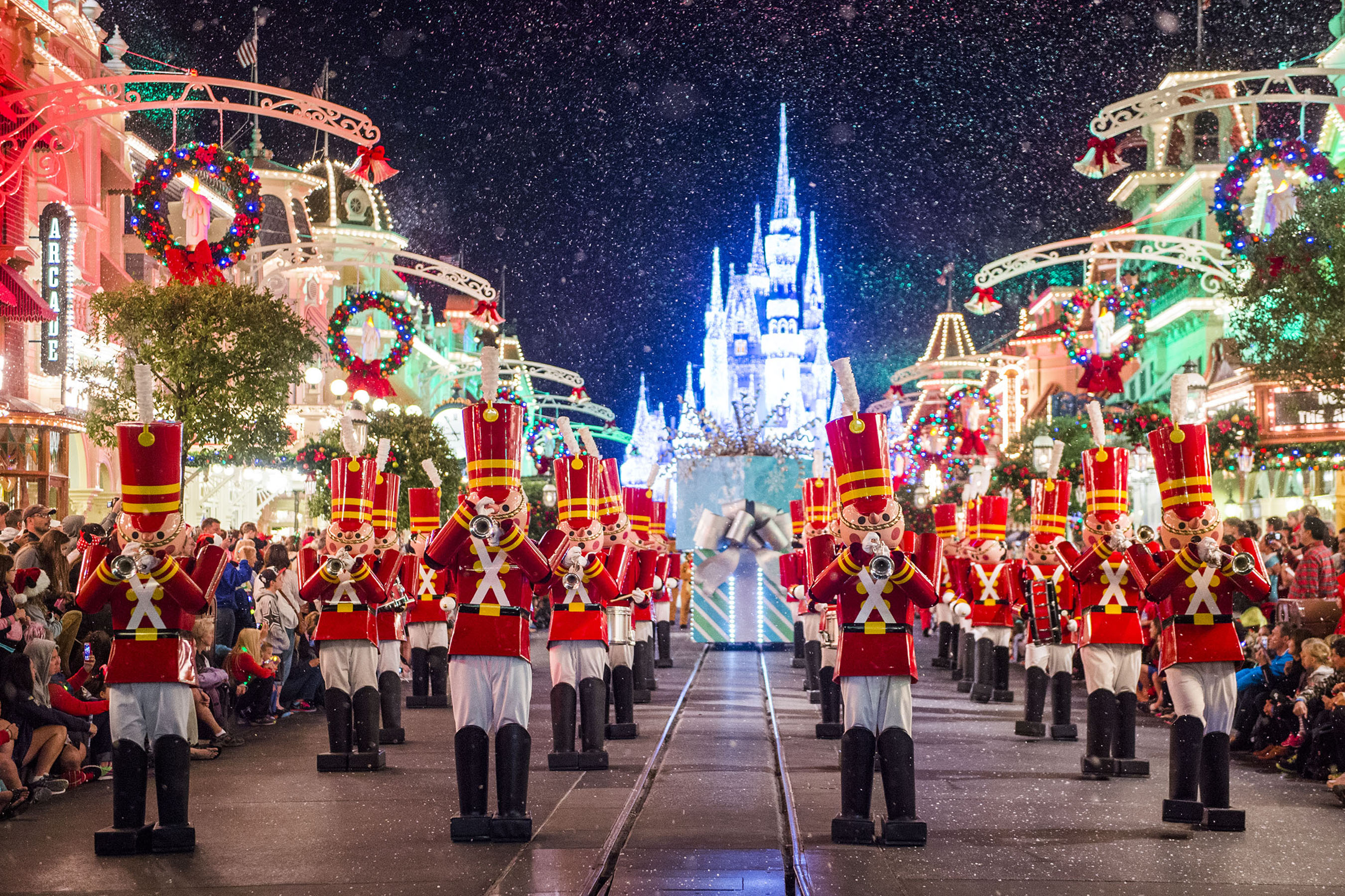 Mickey's Very Merry Christmas Party Toy Soldiers