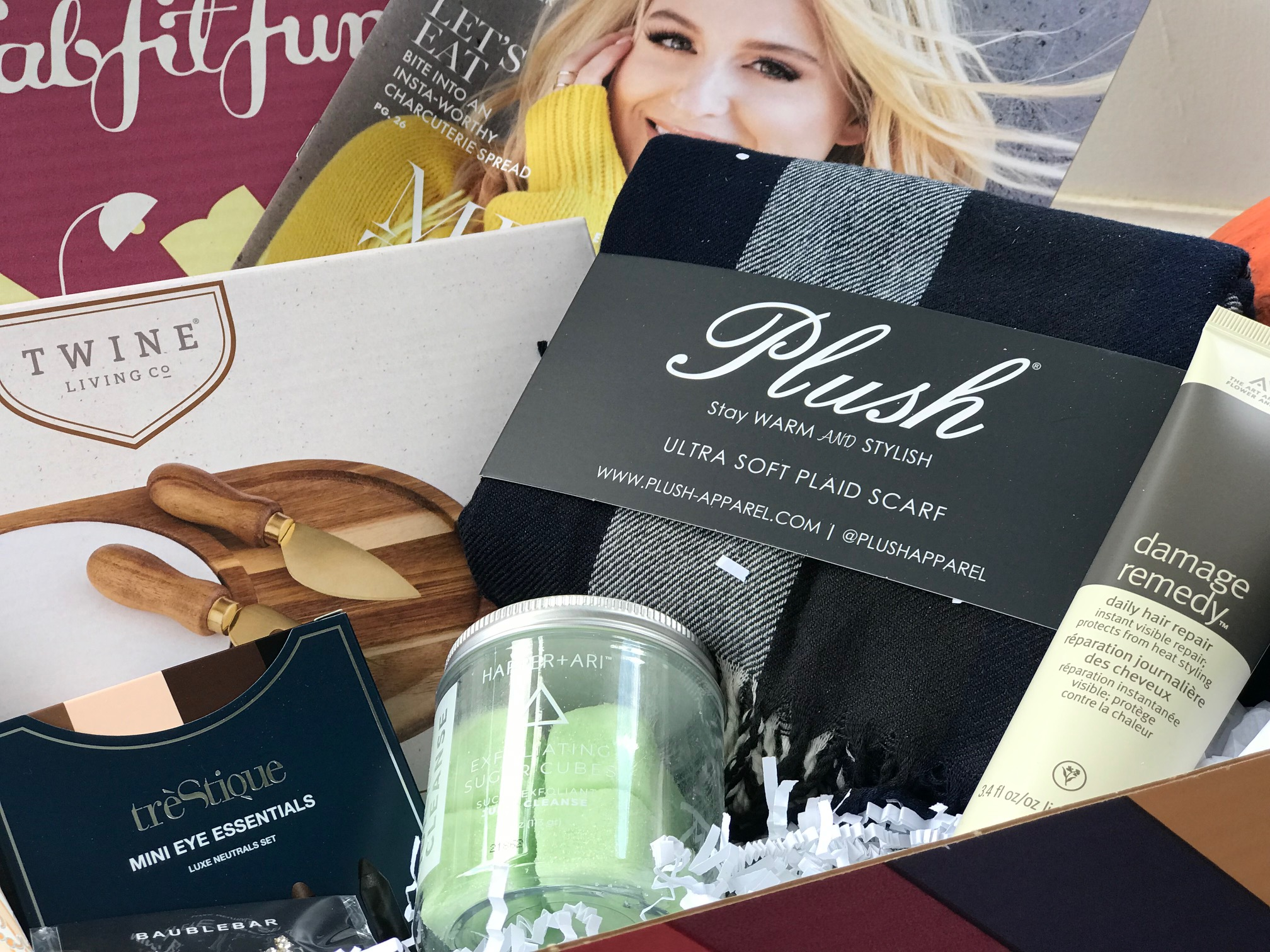 FabFitFun seasonal subscription box