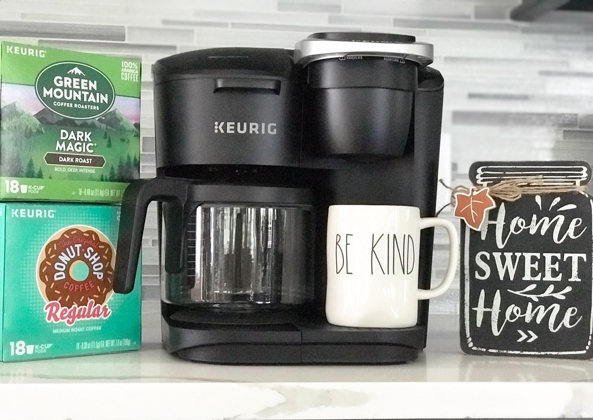Keurig K-Duo Essentials Coffee Maker, best coffee maker