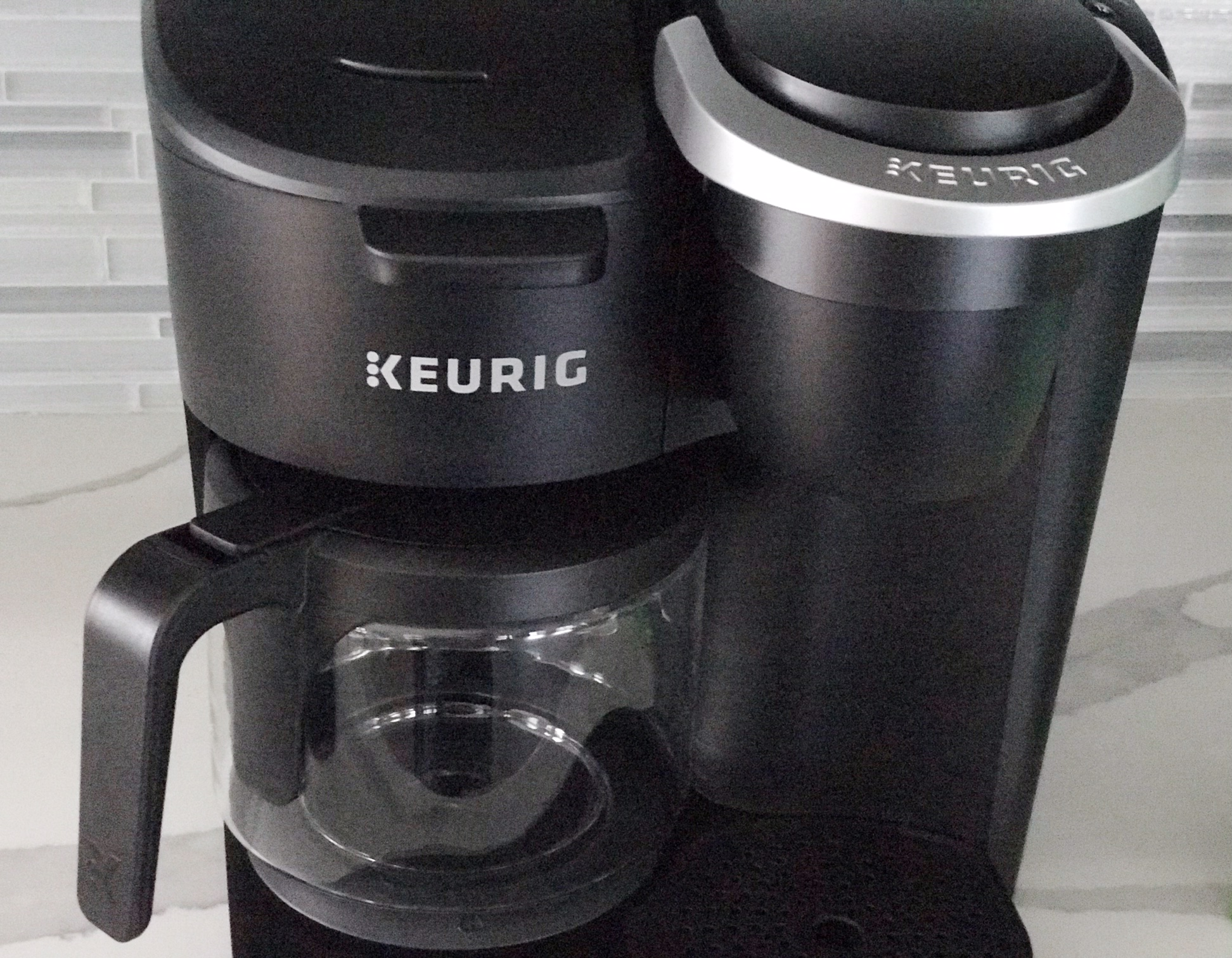 Upping My Coffee Game with the Keurig K-Duo Essentials ...