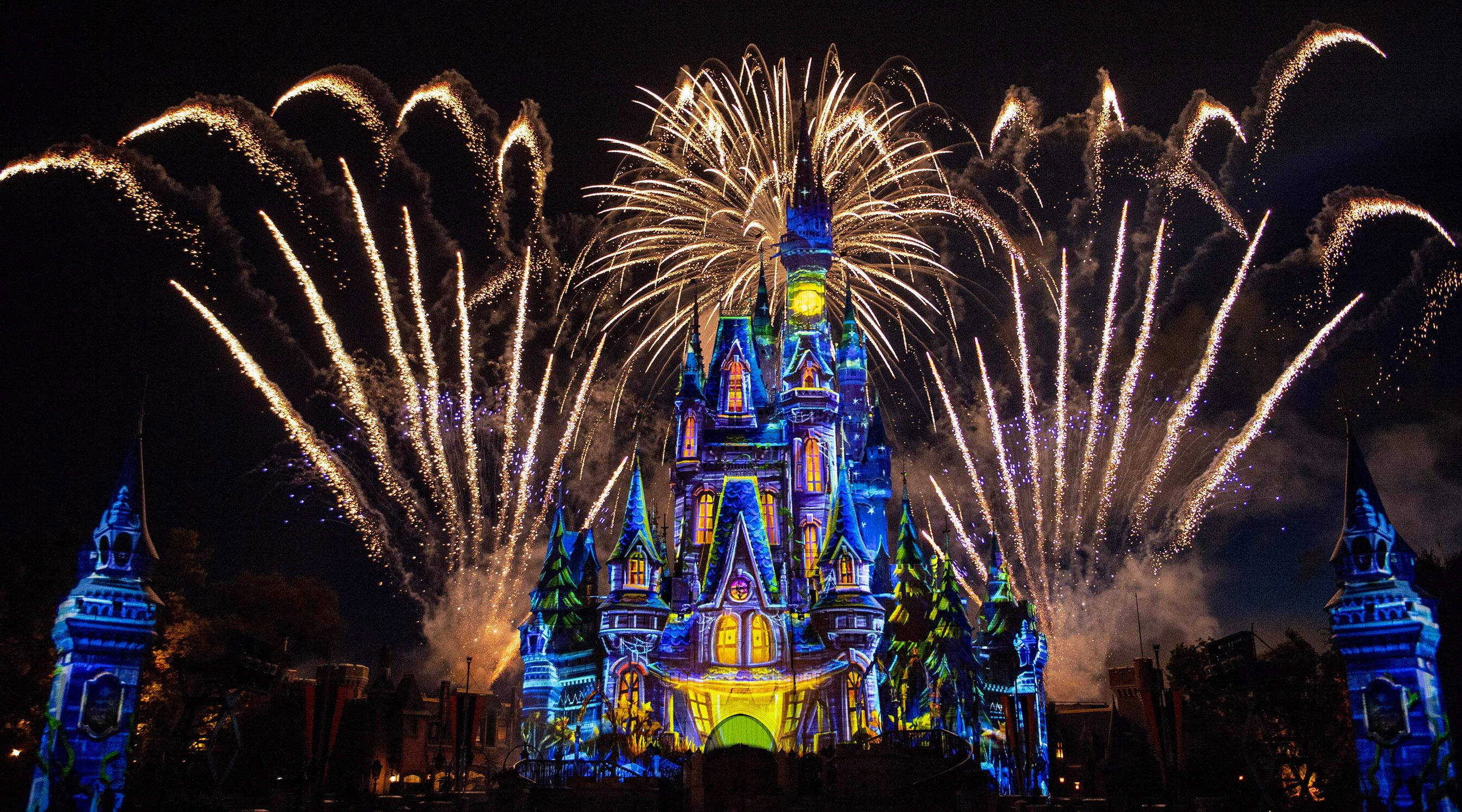 Disneys Not So Spooky Spectacular
