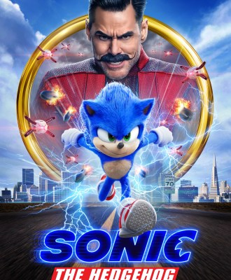 Sonic the Hedgehog Trailer First Look!