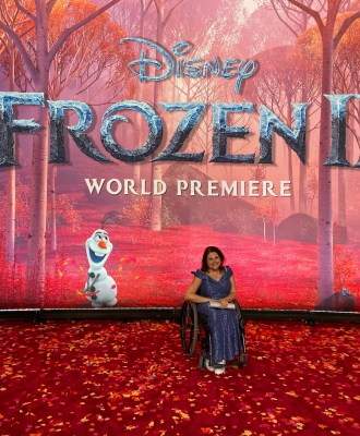 Frozen 2 Red Carpet World Premiere and After Party