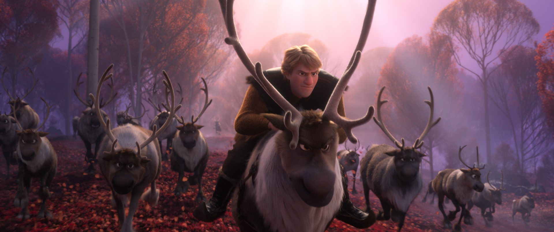 Kristoff challenges toxic masculinity in Frozen 2