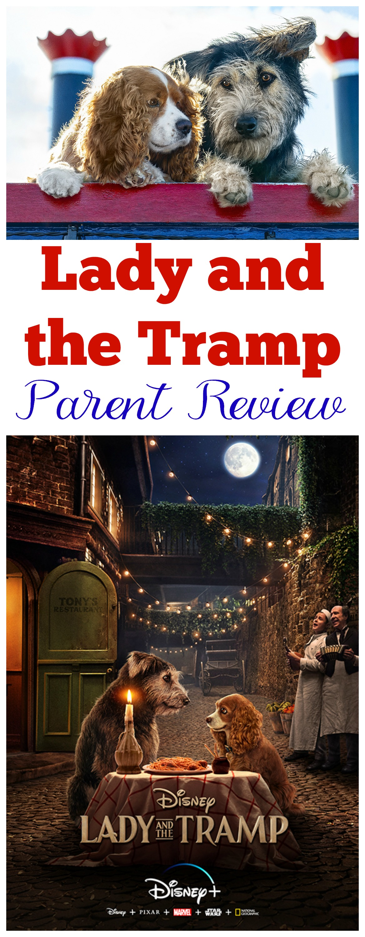 lady and the tramp parent review