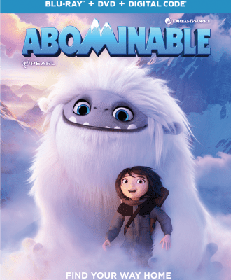 Abominable on Digital + DVD | New Clips & Activities