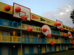 The Walt Disney World Resorts