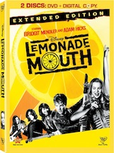 Lemonade Mouth DVD Review