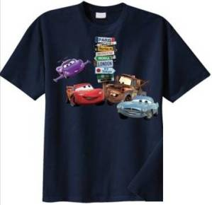 Cars 2 Prize Pack Giveaway