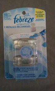 Febreze Set & Refresh Refills