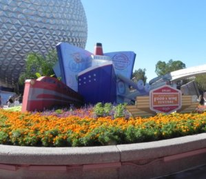 Wordless Wednesday-Epcot Food and Wine Festival