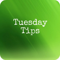 Tuesday Tips-Emergency Preparedness