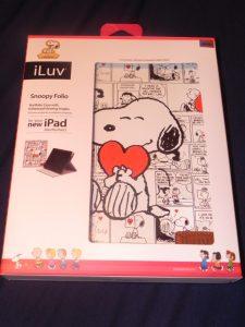 PEANUTS iLuv iPad Portfolio Giveaway