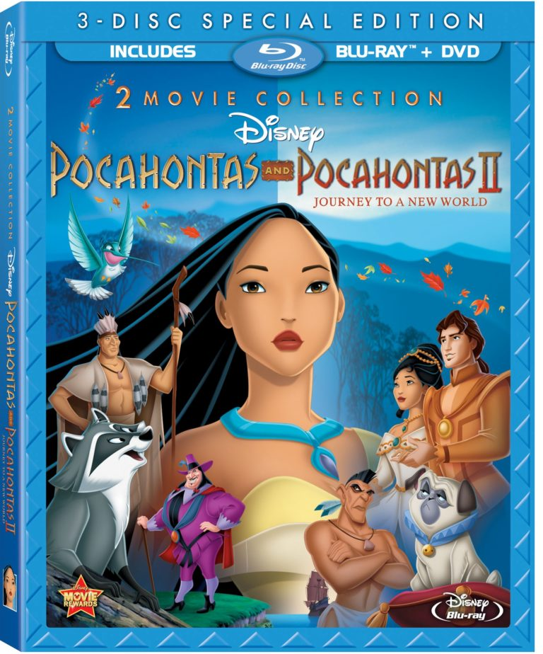 pocahontas two movie collection on blu ray the mom maven follow me