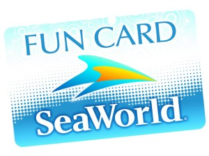 2013 SeaWorld Fun Card Available Now