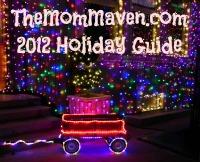 2012 Holiday Badge