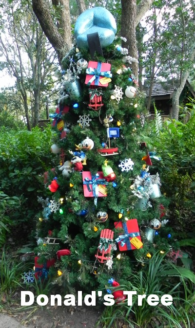 Minnie Mouse Tree Decorations