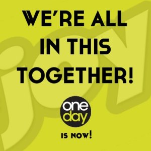 One Day is Now