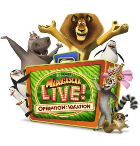 Madagascar Live! Operation: Vacation comes to Busch Gardens and SeaWorld