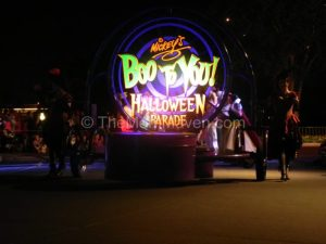 Mouse House Memories: Mickey's Not-So-Scary Halloween Party 2013