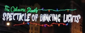 Mouse House Memories: 2013 Osborne Spectacle of Dancing Lights