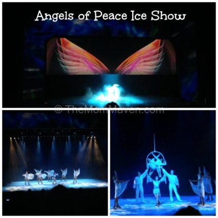 Angels of Peace Ice Show