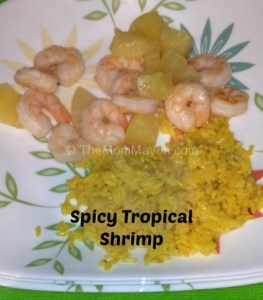 Easy Recipes-Fresh From Florida-Spicy Tropical Shrimp