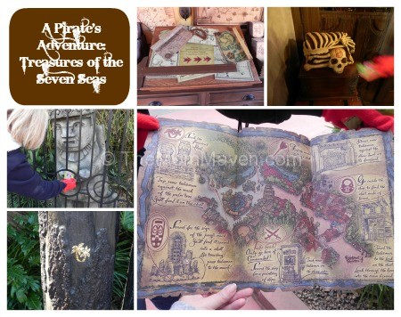A Pirate's Adventure: Treasures of the Seven Seas TheMomMaven.com