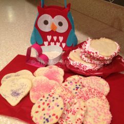 Kitchen Island For Sale Ashley Furniture Sets Easy Recipes-valentine Sugar Cookies 3 Ways - The Mom Maven