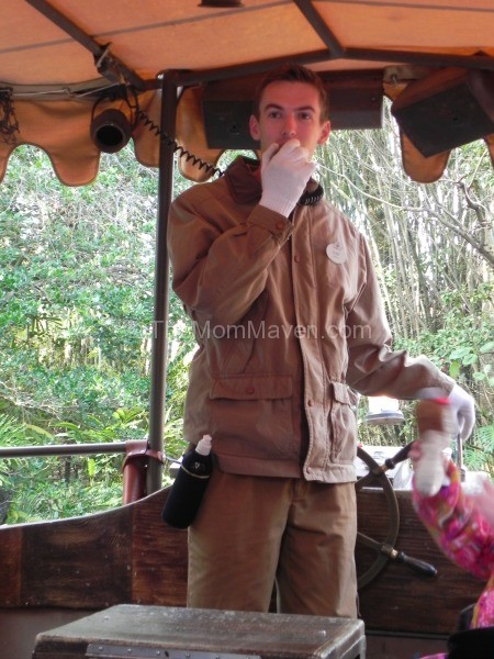 Skipper Clint The Jungle Cruise Walt Disney World