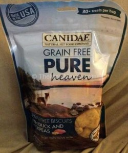 Review- Canidae Dog Treats