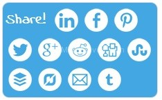 simpleshare social sharing buttons
