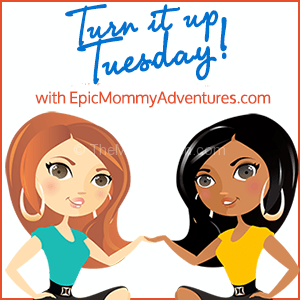 Turn it up Tuesday link party