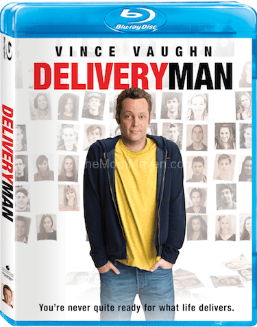 Delivery Man Blu-ray