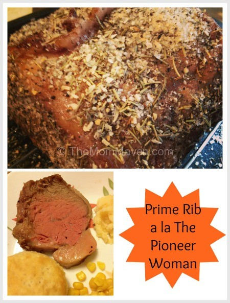 East Recipes-Prime Rib