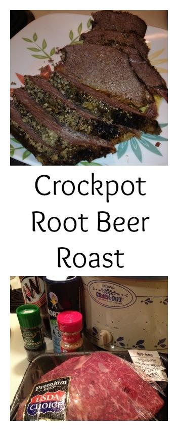 Easy Recipes-Crockpot Root Beer Roast