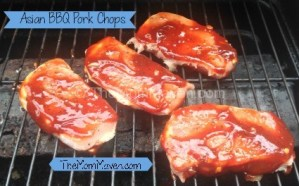 Easy Recipes-Asian BBQ Pork Chops