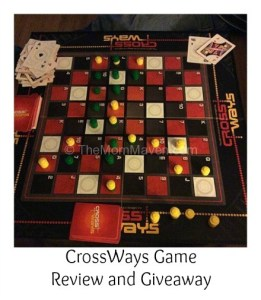 CrossWays Game Review and Giveaway