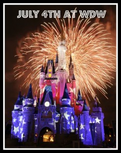 Celebrate a Star-Spangled 4th of July at Walt Disney World