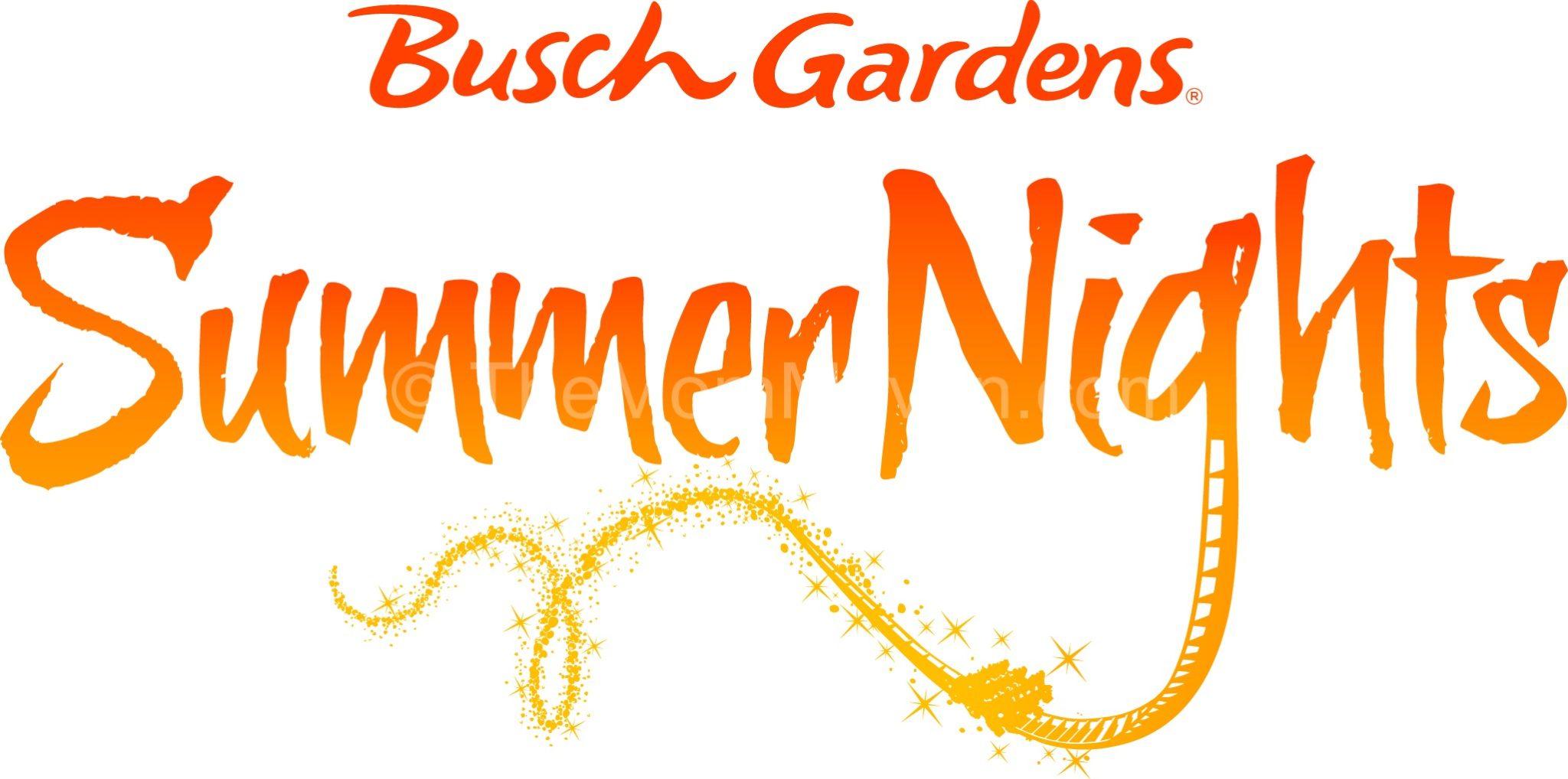 Summer Nights Returns to Busch Gardens The Mom Maven